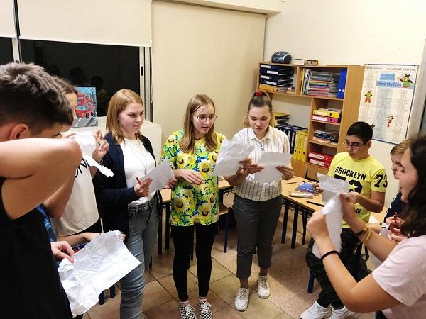"""Образовательная программа """"Шаг в науку"""", каникулы в Malta Crown"""