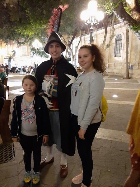 Notte Bianca - крупнейший ежегодный фестиваль искусств и культуры Мальты.